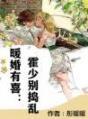 暖婚有喜:霍少别捣乱小说全文by彤暖暖完整在线阅读